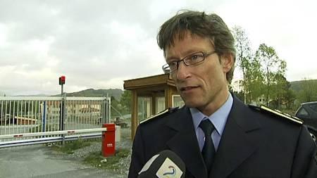 Fengselsleder Harald Åsaune i Bjørgvin fengsel (Foto: TV 2/)
