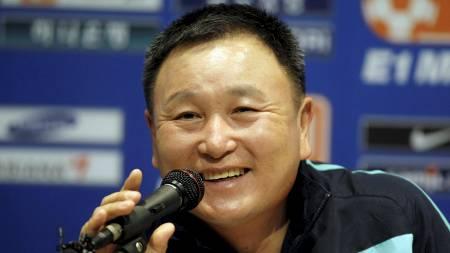 Huh Jung-Moo (Foto: Lee Jin-man/Ap)