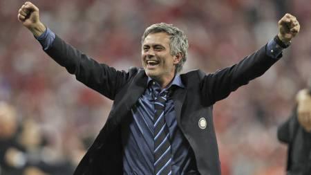 José Mourinho (Foto: Antonio Calanni/Ap)