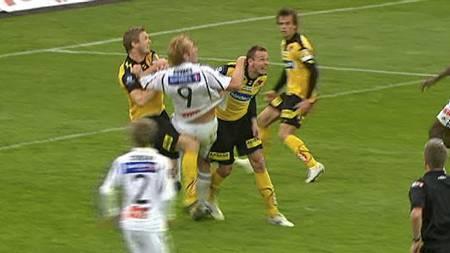 Kovacs-straffe (Foto: TV 2/)