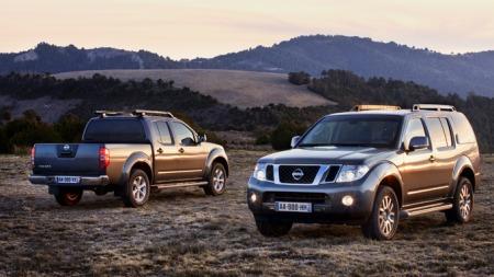 Alle nyhetene gjelder også for halvbroren Nissan Pathfinder, som er SUV-varianten av arbeidsbilen. (Foto: Francesc Montero)