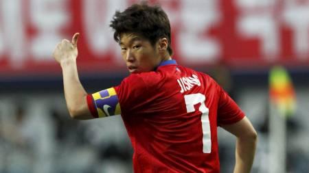 Park Ji-sung (Foto: JO YONG-HAK/Reuters)