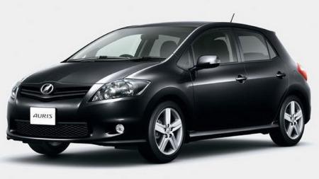 Toyota Auris. Designet for ikke å støte noen?