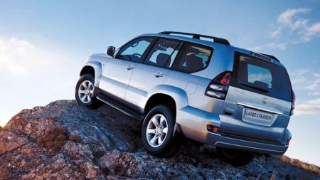 Mange synes forrige generasjon Landcruiser har utseendet med seg. Foto: Toyota