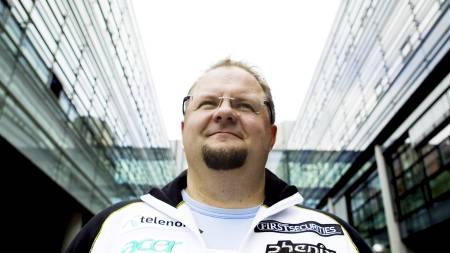Alpintsjef Claus Ryste (Foto: Roald, Berit/SCANPIX)