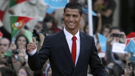 Cristiano Ronaldo (Foto: RAFAEL MARCHANTE/Reuters)