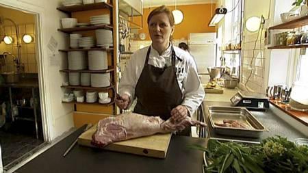 Hanne Frosta, Daglig leder for Hanne på Høyden. (Foto: Kåre Breivik / TV 2/)