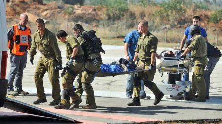 Israel   kommandosoldater såret Gaza konvoi (Foto: AP)