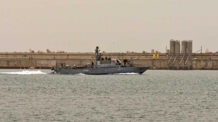 Israel mtb marine (Foto: AP)