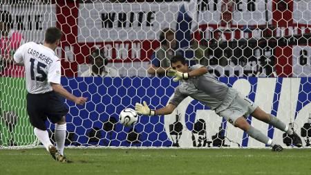 Jamie Carragher (Foto: ODD ANDERSEN/AFP)