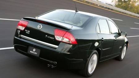 Dette er sedanen Milan, her i hybrid-utgave.