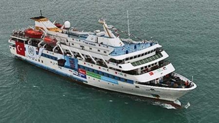 « MS Mavi Marmara» (Foto: AP)