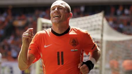 Arjen Robben (Foto: MICHAEL KOOREN/Reuters)