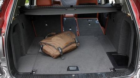 BMW-X3-bagasjerom