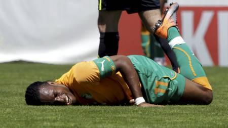 Didier Drogba (Foto: DENIS   BALIBOUSE/Reuters)