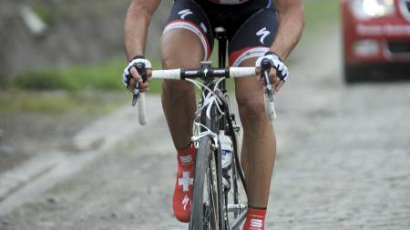 Fabian Cancellara (Foto: LIONEL BONAVENTURE/AFP)