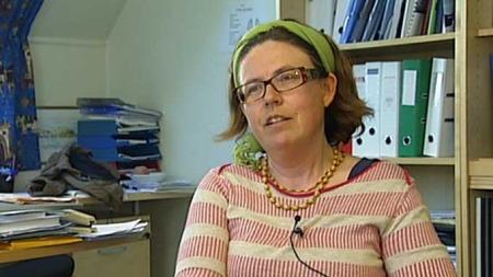 HAR IKKE OPPLYSNINGENE: Friede Andersen i Mattilsynet har ingen   informasjon om mengden giftstoff som havner i økosystemet. (Foto: TV   2)