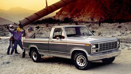 1980 modell For F-150