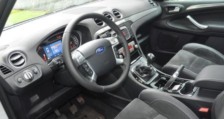 Ford S-Max (Foto: Benny Christensen)