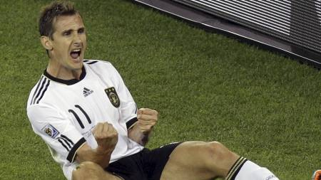 Miroslav Klose (Foto: Rob Griffith/Ap)
