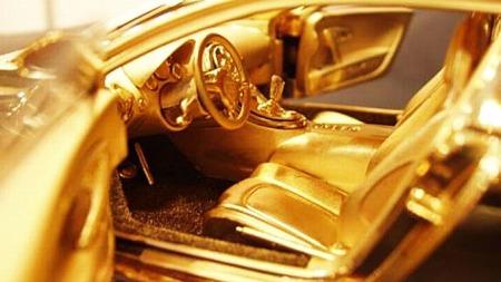 Veyron-gull-interiør