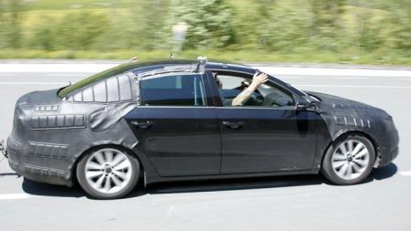 spionbilde-VW-Passat-003 (Foto: Scoopy)