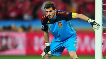 Iker Casillas (Foto: PHILIPPE HUGUEN, ©mlm/tlr/alj/ej)