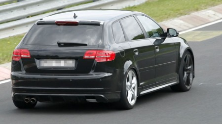 Audi RS3 (Foto: Scoopy)