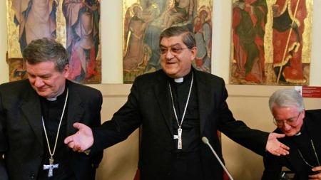 Kardinal Crescenzio Sepe  (Foto: Reuters)