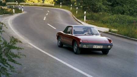Porsche 914 var et tidligere samarbeid med VW