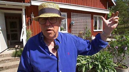 Finn Schjøll (Foto: Erik Manshaus)