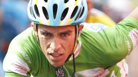 Astana's Alberto Contador (Foto: ROBERT PRATTA/Reuters)