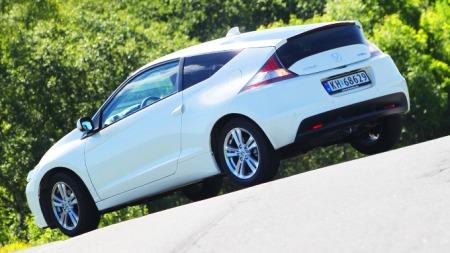 Honda CR-Z bakfra