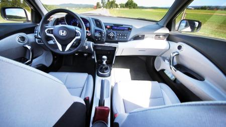 Honda CR-Z interiør