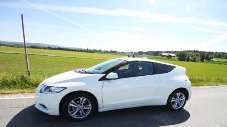 Honda CR-Z siden