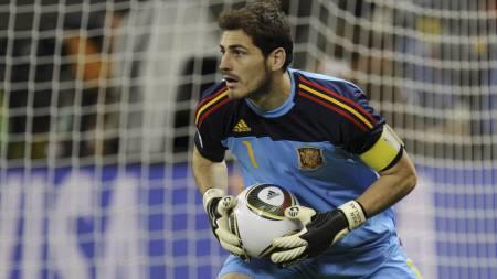 Iker Casillas (Foto: JAVIER SORIANO/Afp)