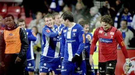 Magnar Ødegaard og Martin Wiig (Foto: Olsen, Linn Cathrin/SCANPIX)
