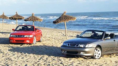 Forrige generasjon Saab 9-3 cabriolet var en stor suksess for Saab. Nå er også de svært rimelige på bruktmarkedet.