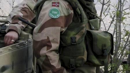 DREPT: 29 år gamle Tommy Rødningsby fra Skreia på Østre Toten ble drept utenfor Kabul i Afghanistan i 2004. (Foto: Forsvaret/SCANPIX)