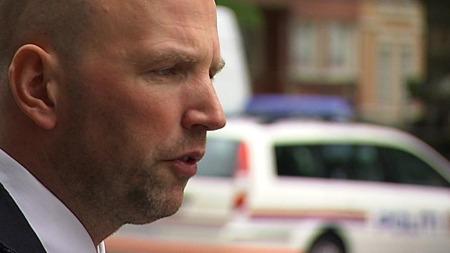Krekars forsvarer, Brynjar Meling, hevder mullaen ikke har tillit til PST. (Foto: TV 2)