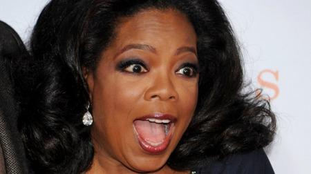 VELSTÅENDE: Oprah Winfrey er tilbake på førsteplassen over verdens mektigste kjendiser.  (Foto: Stella Pictures)