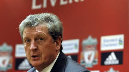 NY LIVERPOOL-MANAGER: Roy Hodgson. (Foto: ANDREW YATES/Afp)