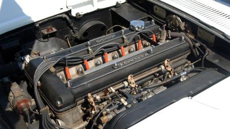 2-liter rekkesekser på 150 hk.
