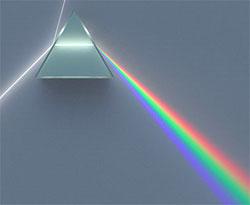Hvitt lys bølgelengde