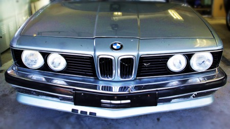 BMW 732iA E23 1