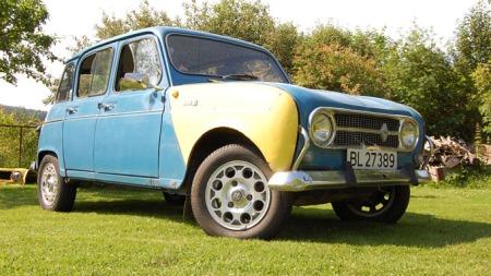 Renault-4-forfra (Foto: Privat)