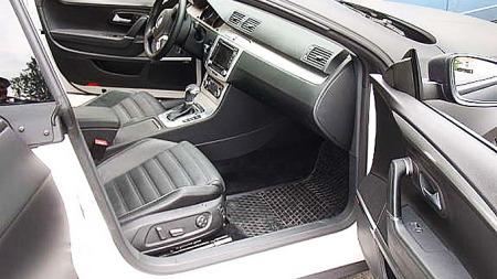 VW-Passat-CC-interiør (Foto: Privat)