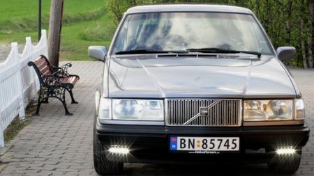 Volvo 940 Turbo 2