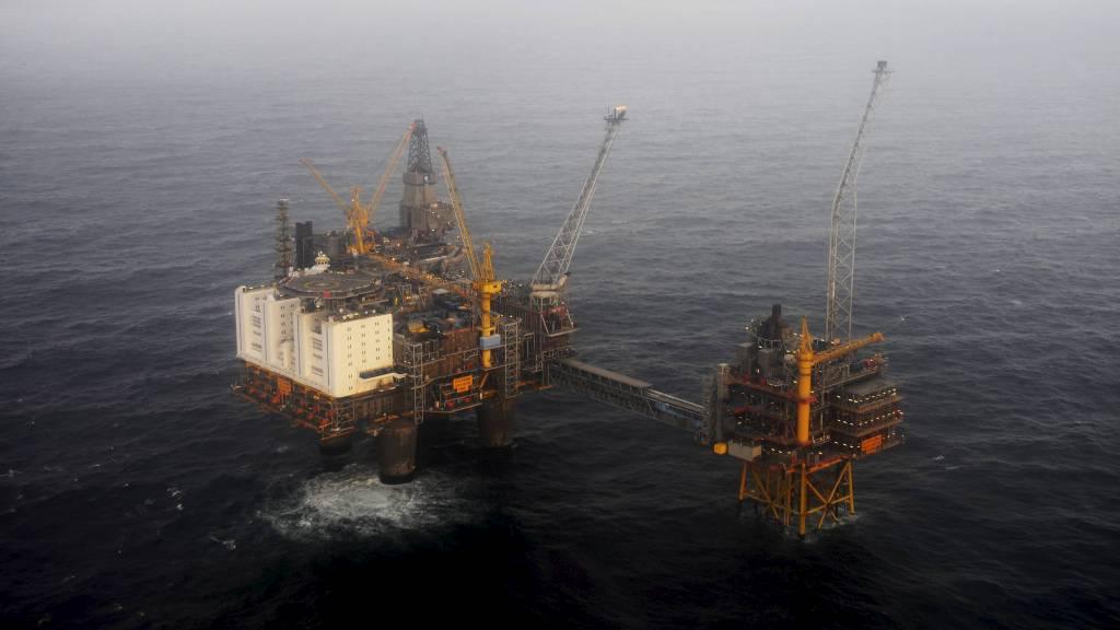 STØRRE ENN ANTATT: Oljefunnet Avaldsnes kan vise seg å være mye større enn først antatt.  (Foto: Hommedal, Marit/SCANPIX)