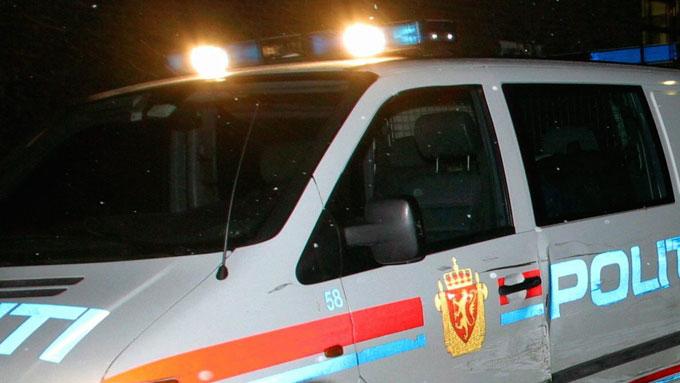 politibil-illustrasjon (Foto: Scanpix)